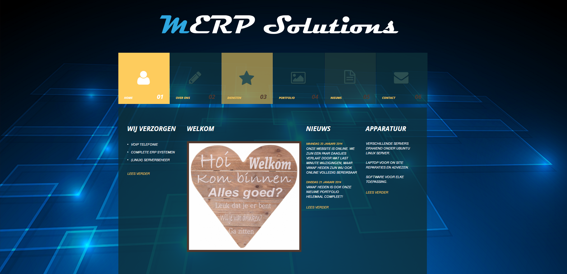 MERP Solutions